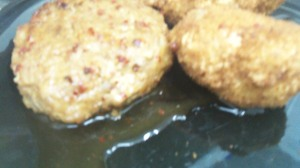 Salisbury Steak w/ Potato Croquettes