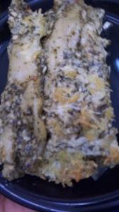 Cannelloni A La Pesto