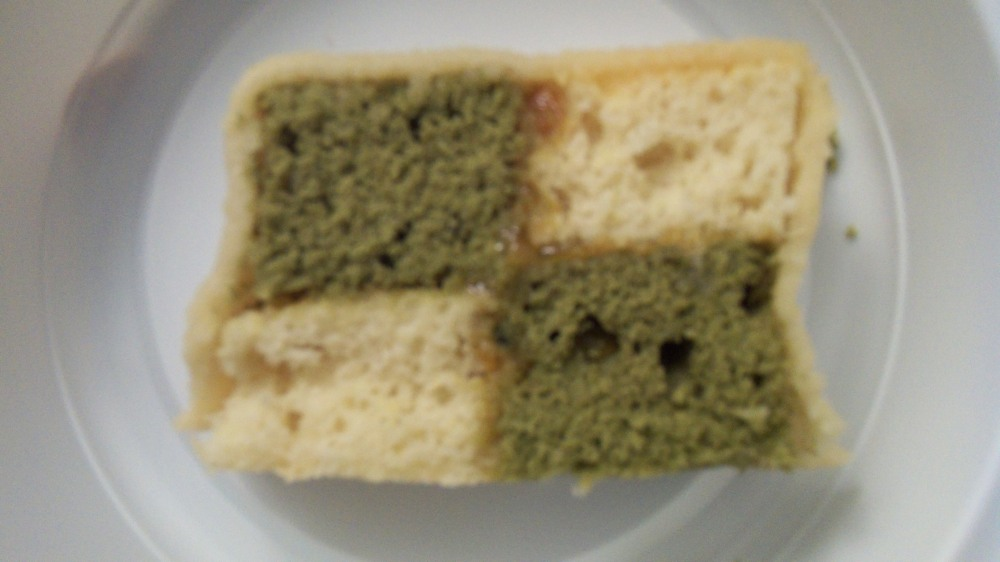 Green Tea Battanburg